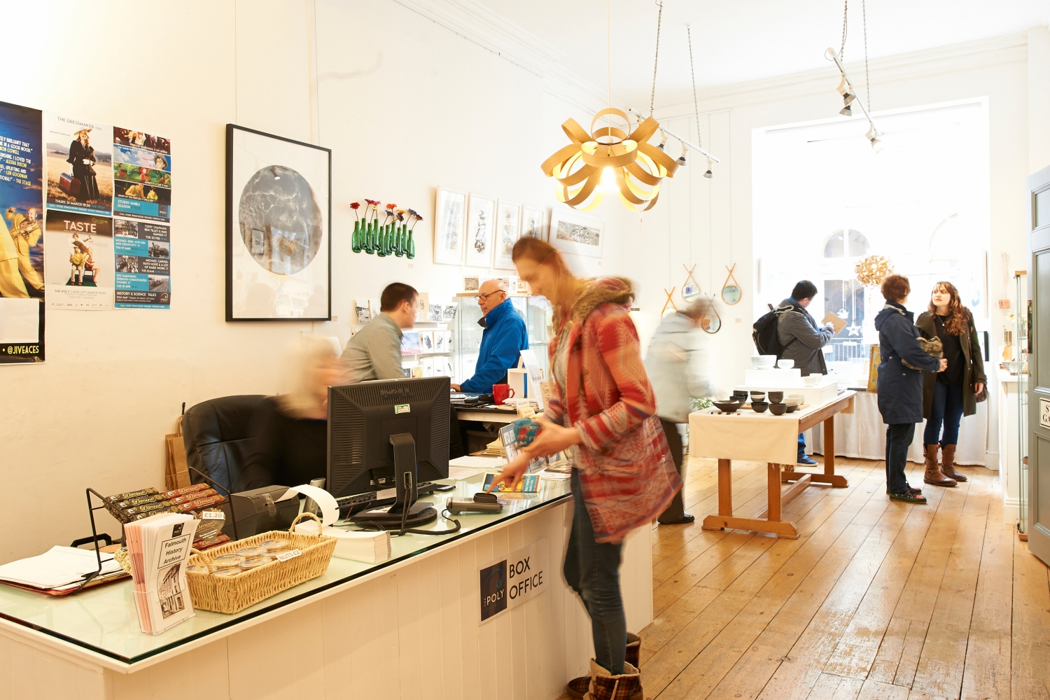 Galleries - The Poly at Falmouth